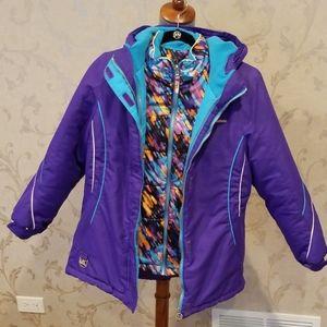 Ski jacket. ZeroXposur